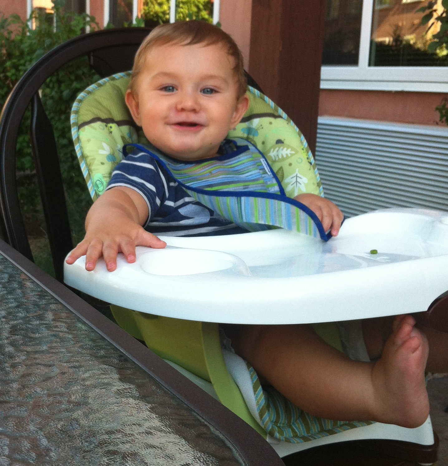 How To Raise A Good Little Eater Meet A Baby Who Loves