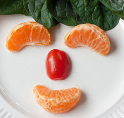 Happy Face Salad