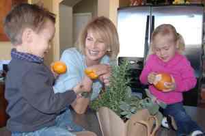 Exploring Oranges with Mel